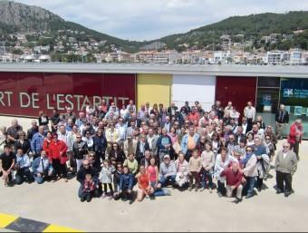 La trobada anual dels pintors professionals a l'Estartit UEC