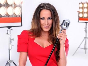 La cantant Malu TELE 5