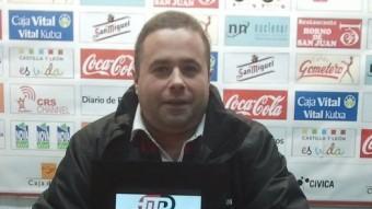 David Aurich. Abonat i seguidor del Girona  El Punt Avui
