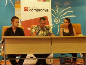 Acte de presentació de Compromís per Benidorm. EL PUNT AVUI