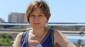 Forcadell considera que Catalunya està preparada per fer la consulta el 2014 ANDREU PUIG