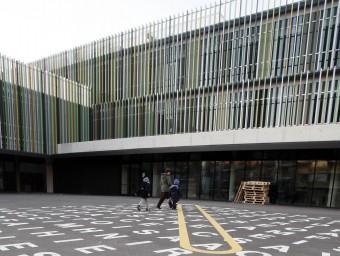 La nova Biblioteca Central de Castelldefels va obrir-se l'abril de 2012 ORIOL DURAN