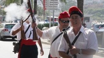 Els actes populars tornaran a envair els carrers de Roses en motiu de la Festa Major J. SABATER