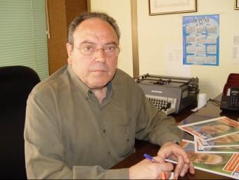 Cristòbal Villegas, el 2003.