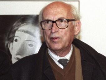 Oriol Maspons era un dels referents de la fotografia catalana SANDRA RUIZ DEL ÁRBOL/EFE