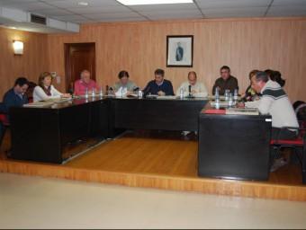 Sessió plenària de la Corporació Municipal. EL PUNT AVUI