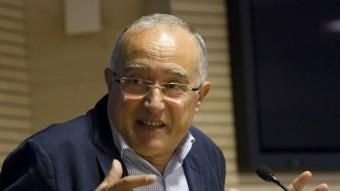 El sociòleg Salvador Cardús. ALBERT SALAMÉ