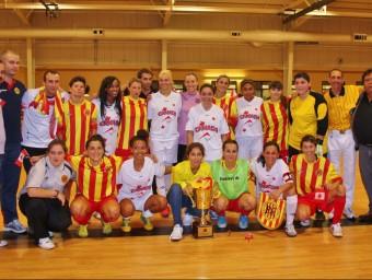 Catalunya defensarà a Barrancabermeja el títol assolit el 2008 a Reus EL 9