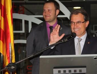 Artur Mas, president de la Generalitat ACN