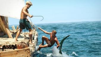 'Kon-Tiki' recrea les aventures d'un viatge real realitzat el 1947 A CONTRACORRIENTE