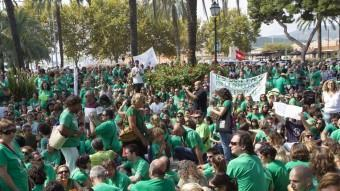 Els professors de les balears, en vaga indefinida per protestar contra el TIL EFE