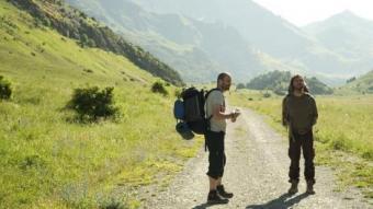 Raúl Fernández de Pablo i Lucas Fuica, dos vells amics que tornen a la muntanya SURTSEY