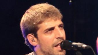 Guillem Gisbert, dissabte a l'Auditori de Girona JOAN SABATER
