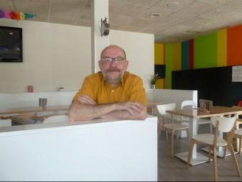 Jaume Fàbrega és una de les autoritats del món de la gastronomia, entesa com a ciència, del país. J.C