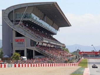 El Circuit de Catalunya és el centre d'un dels plans estratègics.  MIQUEL ROVIRA