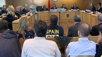 Vista en l'Audiència de Madrid EFE