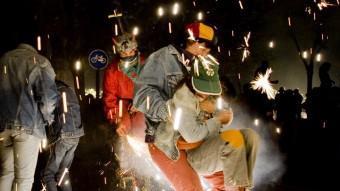 Els Diables de l'Onyar celebraran 25 anys d'història per Fires EL PUNT AVUI