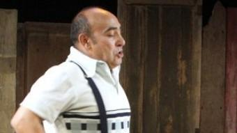 Pep Vila, novament a escena, després de quatre anys allunyat dels escenaris, ara amb 'Manyac, manyac' ACN