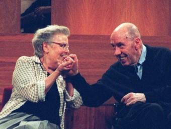 Teresa Pàmies i Miquel Martí i Pol  JORDI GARCIA