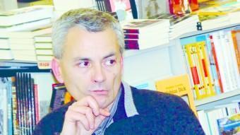Manel Mesquita, autor del llibre