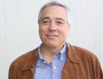primer secretari del PSC, Pere Navarro, durant la trobada amb alcaldes socialistes a Ullà ACN