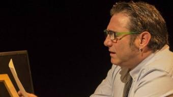 Sergi López evoca fragments de textos de Shakespeare a la seva nova obra, que s'estrena avui a La Planeta MARTÍ ARTALEJO
