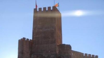 Castell de Banyeres de Mariola. B. SILVESTRE