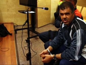 Miguel Angel Moreno durant el judici. ACN