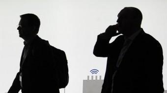 Visitants del Mobile World Congres en l'edició de l'any passat ALBERT GEA / REUTERS