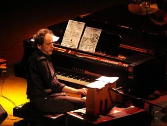 Pascal Comelade en un concert recent.