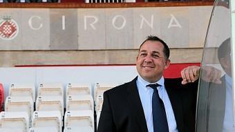 Alsina, director esportiu del Girona MANEL LLADÓ