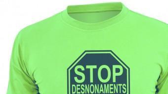 'Stop desnonaments' i 'Dació en pagament' són les dues campanyes solidàries que ha promogut la PAH
