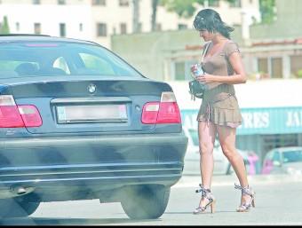 ARa hi ha una trentena de prostitutes a la JOnquera mane llado