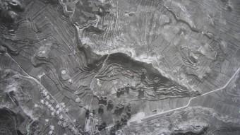 Bombardeig de Castelldans, el desembre de 1938. UFFICIO STORICO DE ROMA