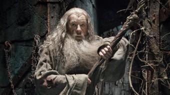 El mag Gàndalf, interpretat per Ian McKellen WARNER BROS.
