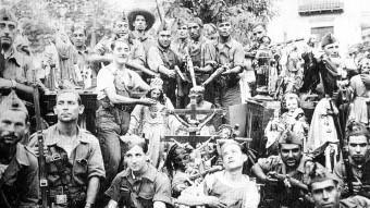 La brigada de la mort a Casp