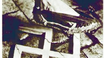El cartell d'Aixafem el feixisme, de Pere Català i Pic. Un dels més emblemàtics emesos pel Comissariat de la Propaganda COMISSARIAT DE LA PROPAGANDA / ARXIU