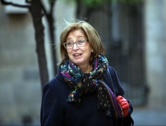 La consellera d'Ensenyament, Irene Rigau QUIM PUIG