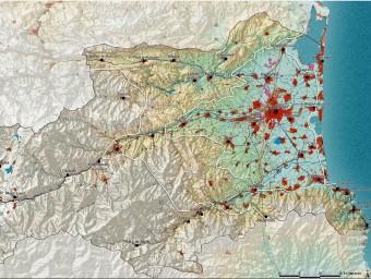 Urbanització a Catalunya Nord Dreal