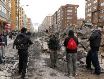 Els aldarulls esdevinguts aquesta setmana a Burgos són fruit d'una reacció a la mediocritat.  AFP