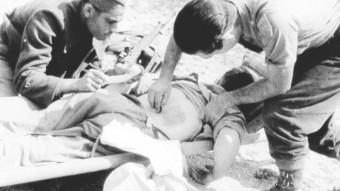 El cost de la guerra: pèrdues humanes n BIBLIOTECA NACIONAL / SAM PALAMÓS