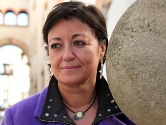 Vinyet Panyella va fer-se càrrec de la direcció dels museus sitgetans el 2011 JUDIT FERNÁNDEZ