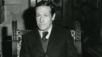 El periodista Carles Sentis