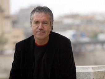 Artur Gaya, cantant dels Quicos. J.F
