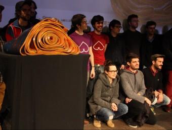 Els guardonats dels Premis Enderrock ACN