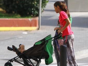 Els gitanos romanesos són per alguns la gran amenaça contra l'estat del benestar.  ALBERT SALAMÉ