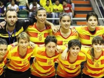 La selecció, en l'últim campionat del món de futbol sala, jugat a Colòmbia EL 9