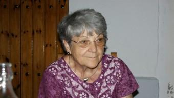 Maria Rosa Arnalot, exmestra de català i membre del Consell de Savis del Museu d'Història de Catalunya EL PUNT AVUI
