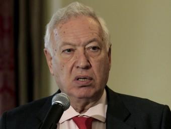 José Manuel García Margallo, ministre d'Afers Estrangers