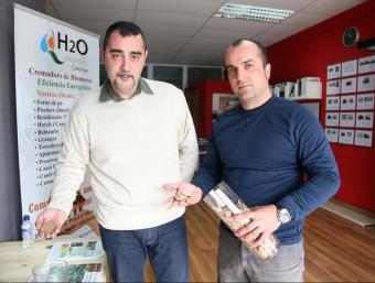H2O Renovables té la seu central catalana a Cunit.  JUDIT FERNÀNDEZ
